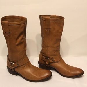 Great FRYE Harness Boots